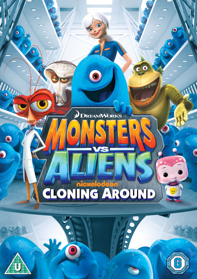 monsters-vs-aliens-cloning-around