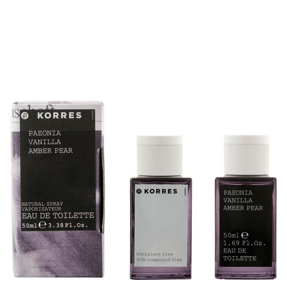 korres-paeonia-vanilla-amber-pear-eau-de-toilette-50ml