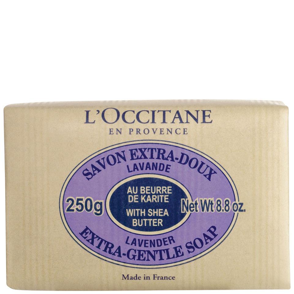 L'Occitane Karite Seife -Lavendel