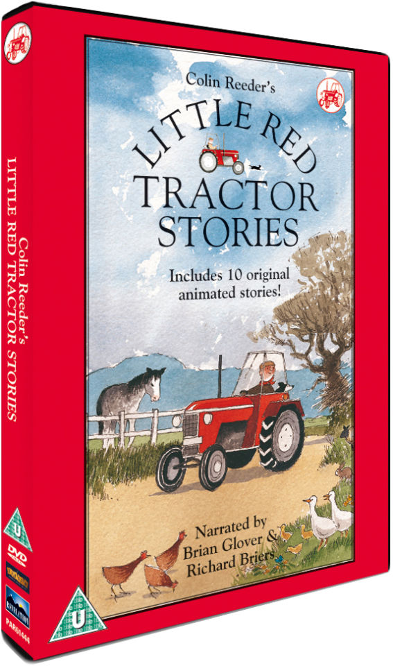 little-red-tractor-stories