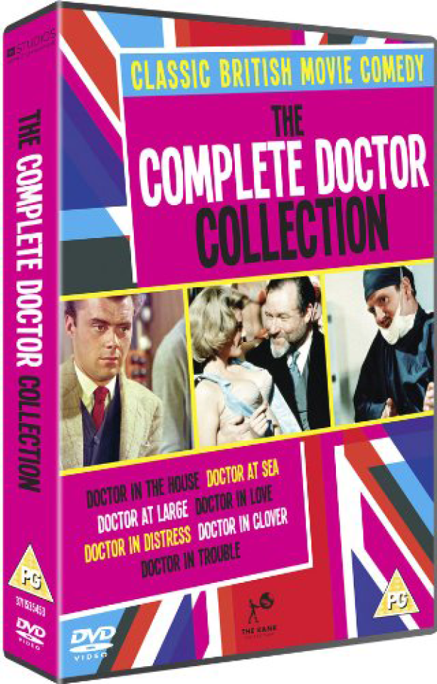 the-complete-doctor-collection