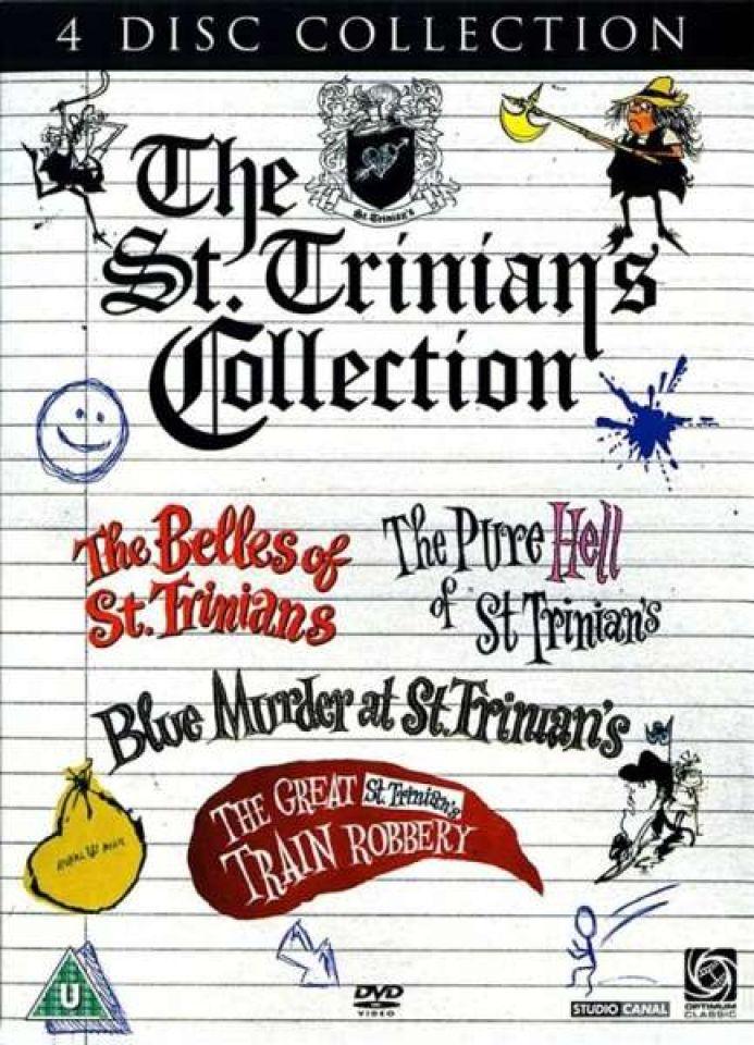 st-trinians-box-set