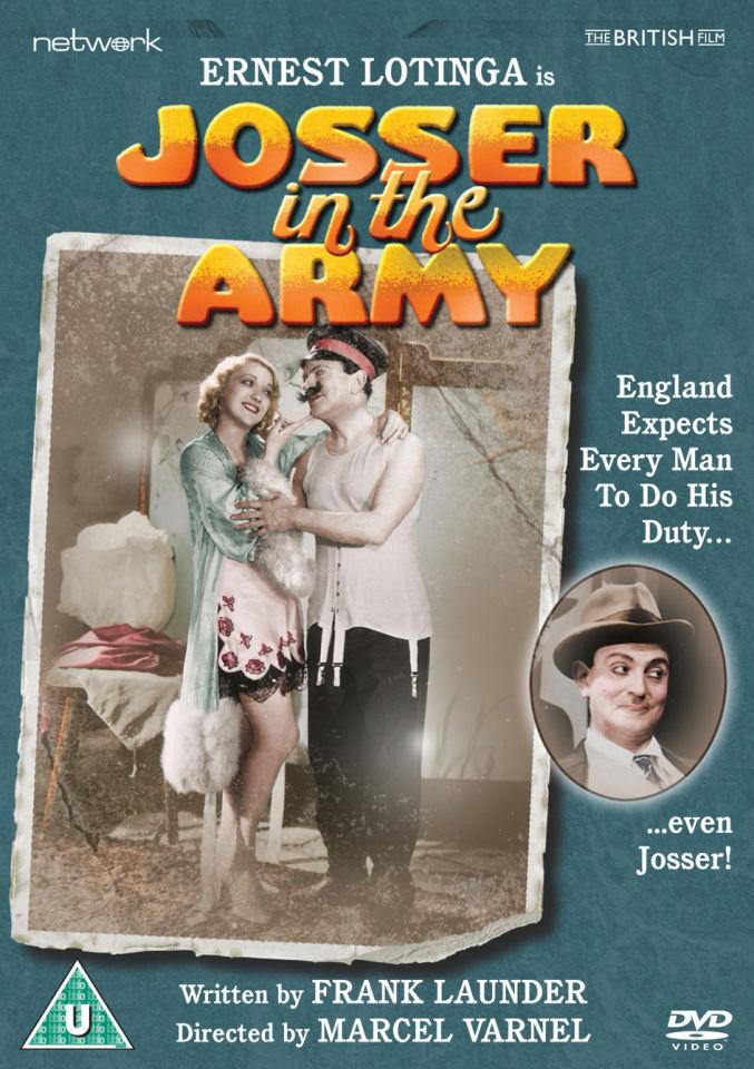 josser-in-the-army