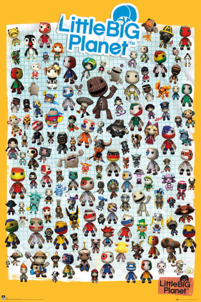 little-big-planet-3-characters-maxi-poster-61-x-915cm