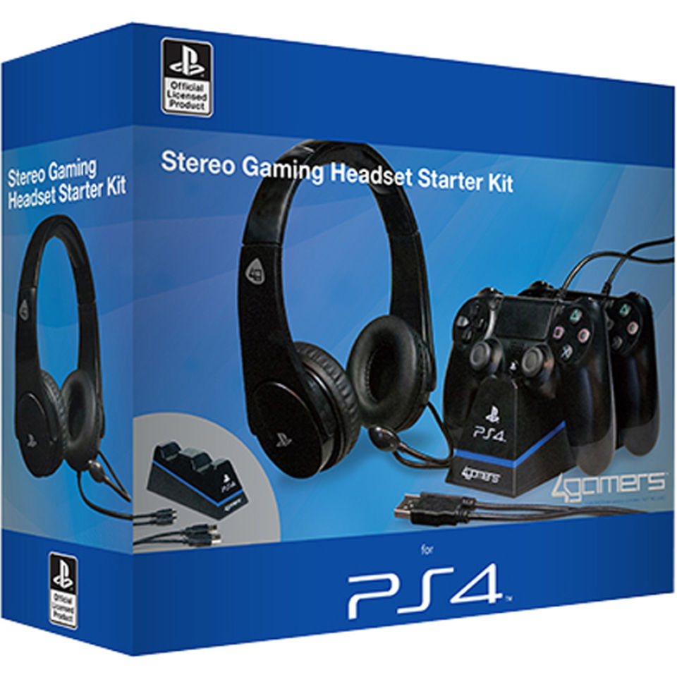 official-ps4-starter-pack