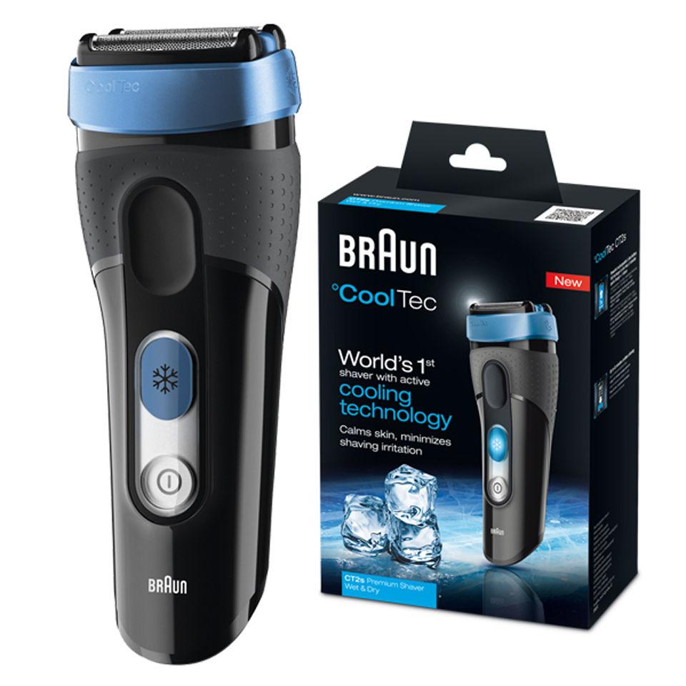 Braun Cooltec CT2S Afeitadora