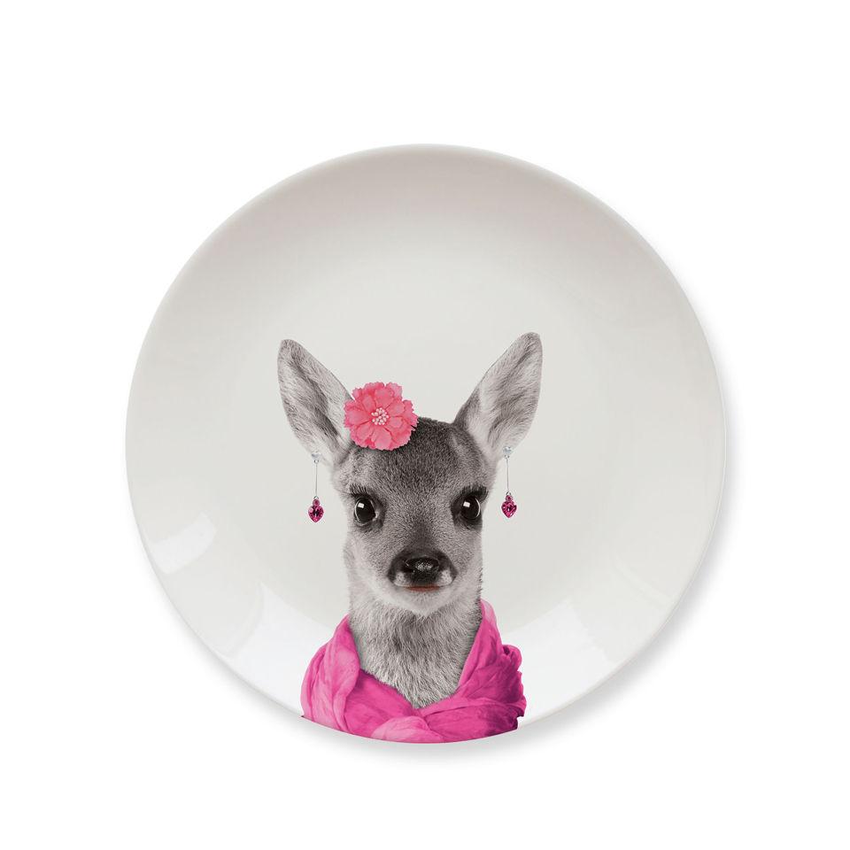 wild-dining-baby-deer-ceramic-side-plate