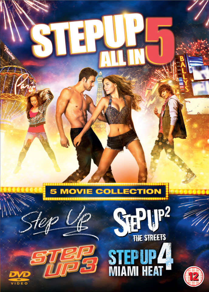 step-up-1-5-boxset