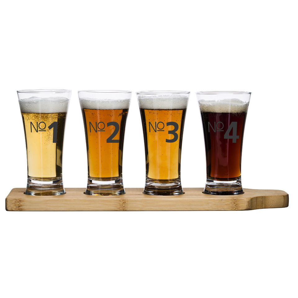 sagaform-beer-tasting-set