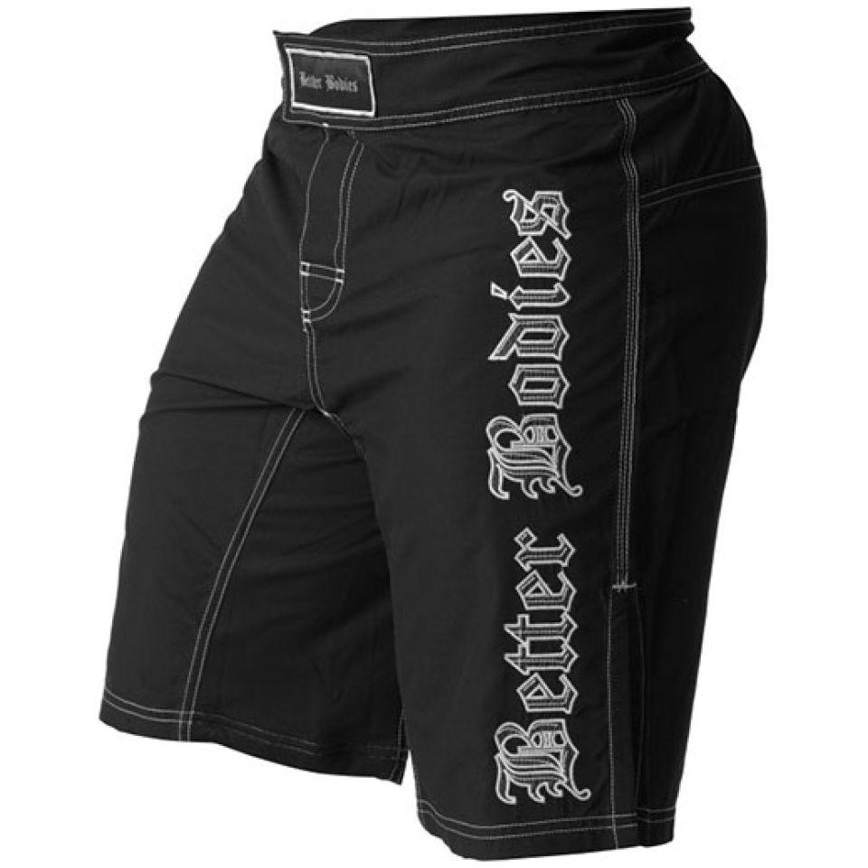 better-bodies-flex-board-shorts-black-xs
