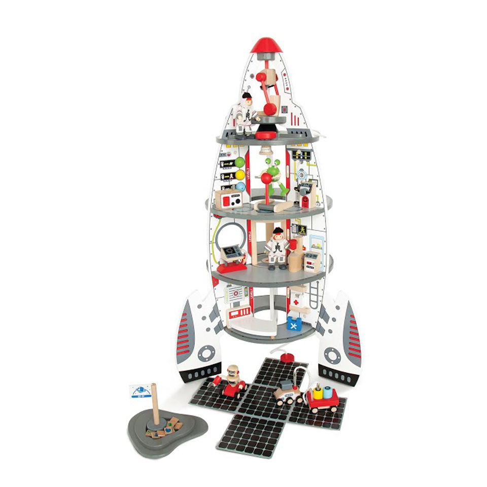 hape-discovery-spaceship-lift-off-rocket