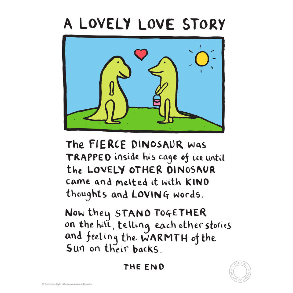 edward-monkton-a-lovely-love-story-edition-fine-art-print