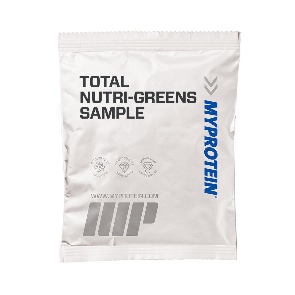 Total Nutri-Greens 50g (Sample), Unflavoured