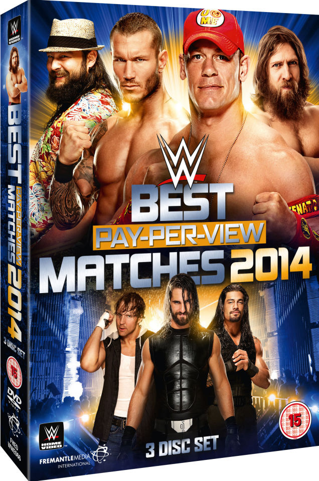 wwe-best-ppv-matches-2014