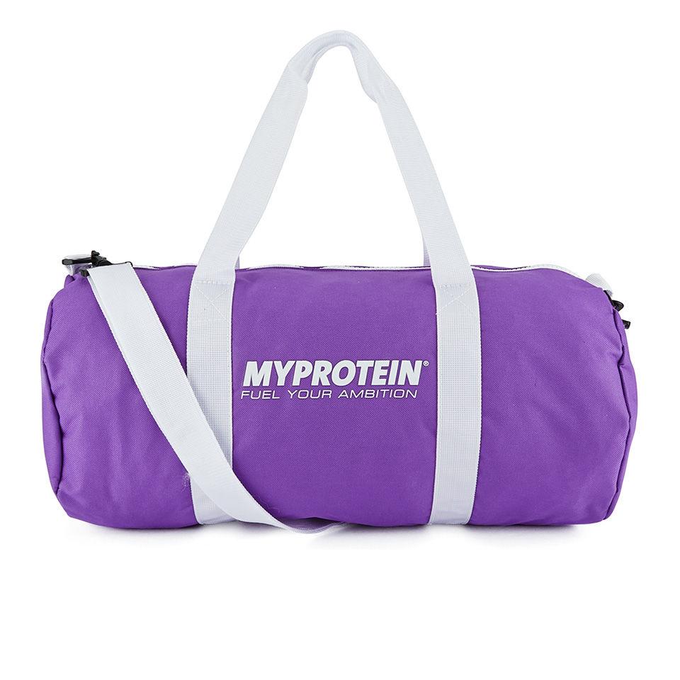 Torba Myprotein Barrel Bag - Purpurowa