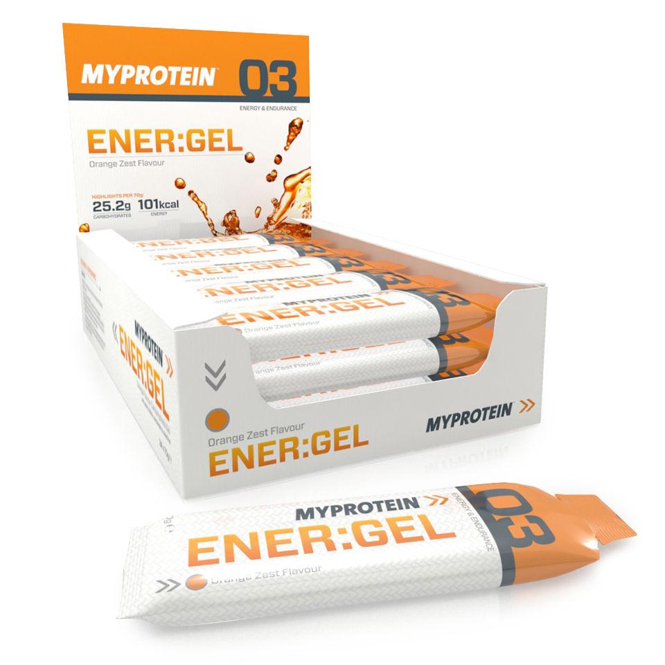 ENER:GEL - Orange