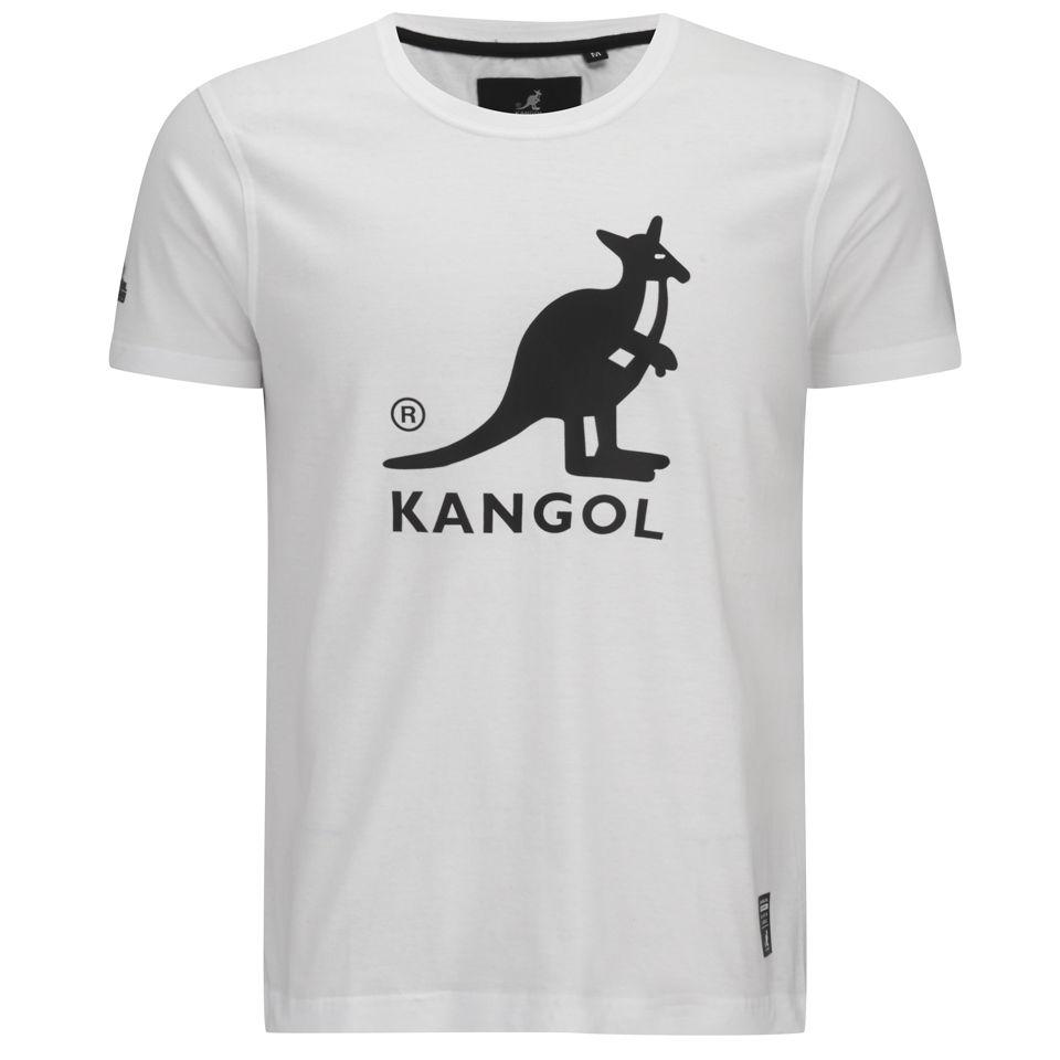 kangol-men-bando-printed-t-shirt-white-s