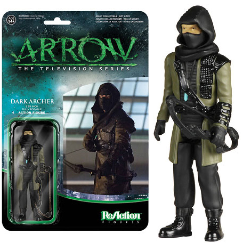 reaction-dc-comics-arrow-archer-3-34-inch-action-figure