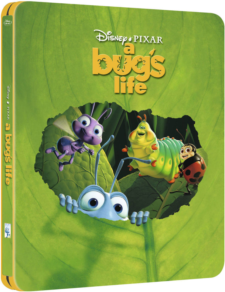 a-bug-life-zavvi-exclusive-edition-steelbook-the-pixar-collection-11-3000-only