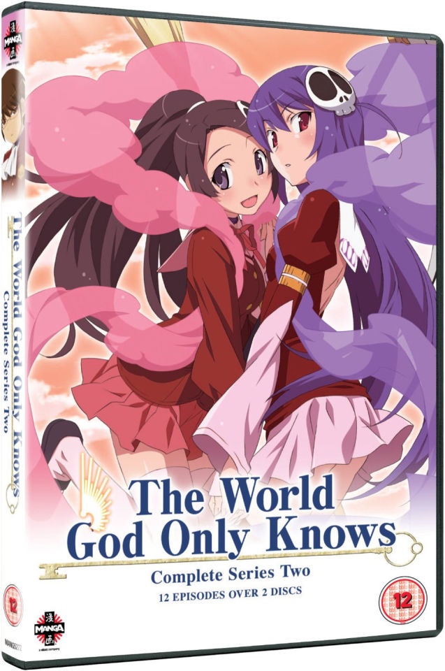 the-world-god-only-knows-season-2