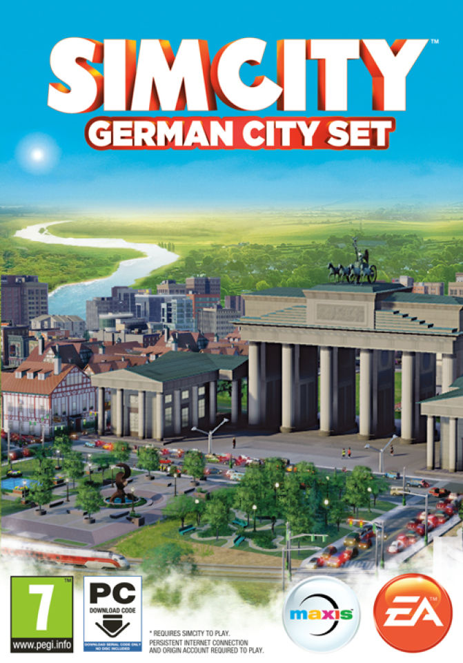 sim-city-german-city-set
