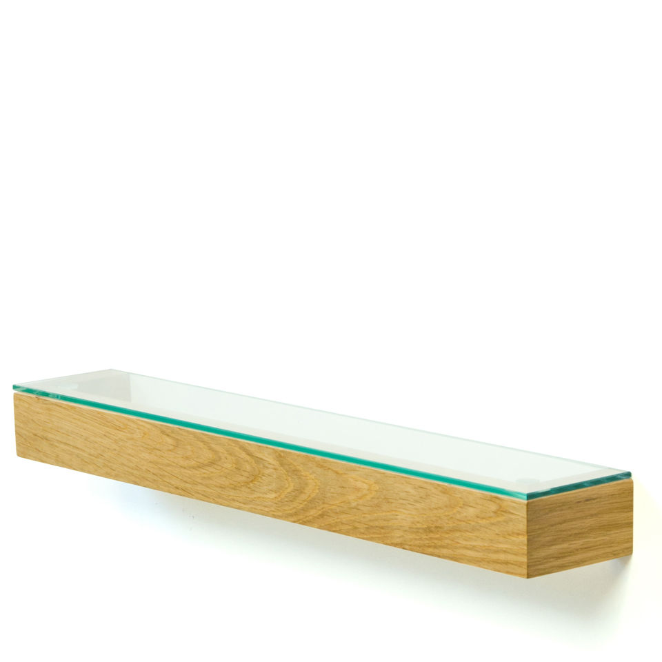 wireworks-natural-oak-slimline-glass-shelf-55cm
