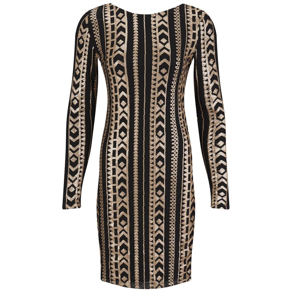 vila-women-beady-deep-back-dress-gold-xs-8
