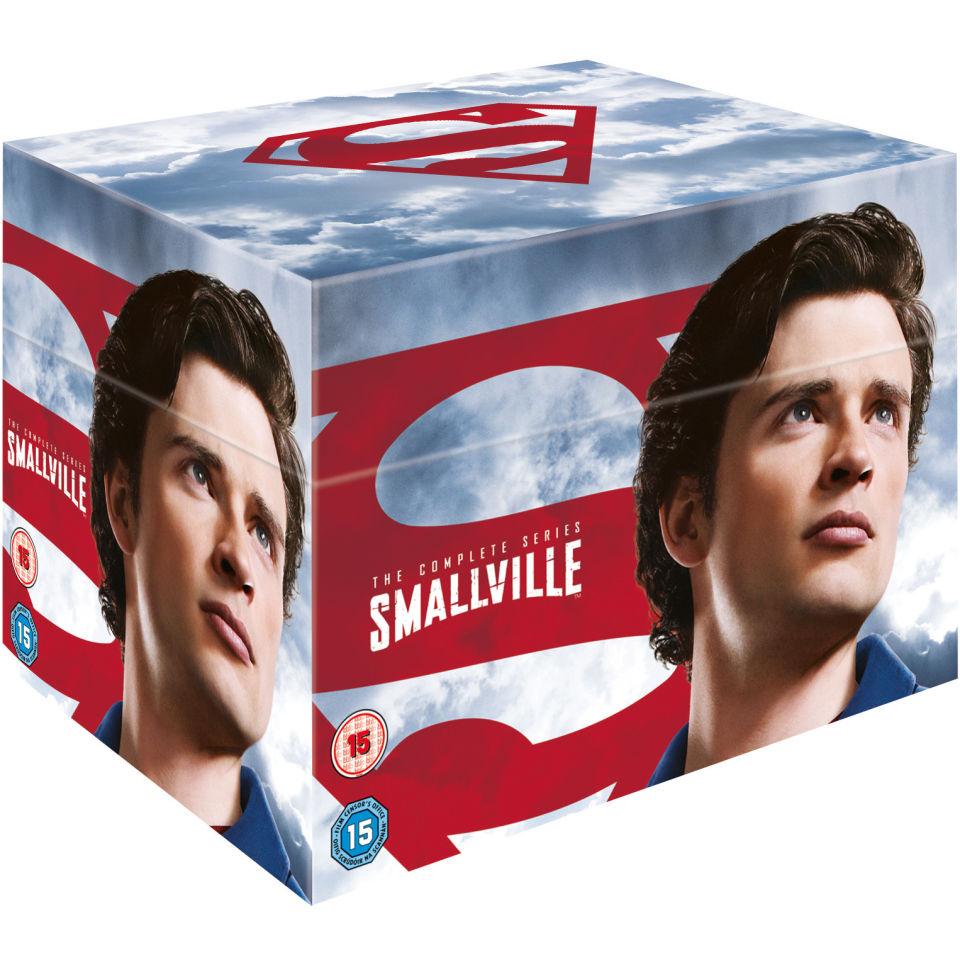 smallville-seasons-1-10