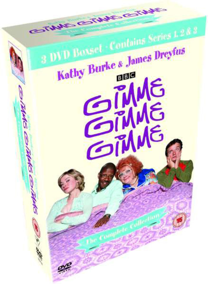 gimme-gimme-gimme-complete-box-set