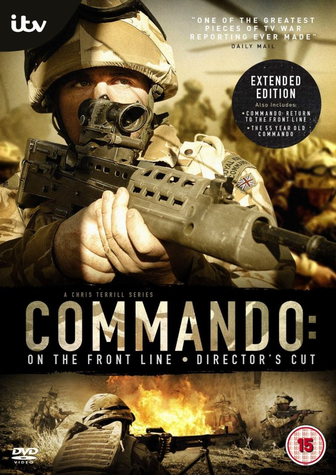 commando-on-the-front-line