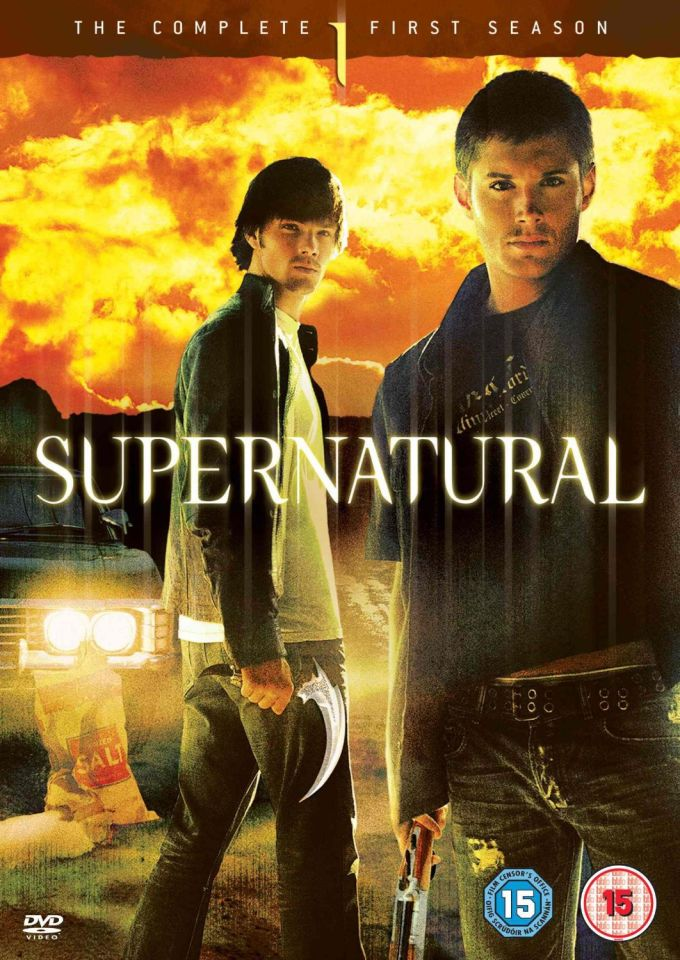 supernatural-complete-season-1