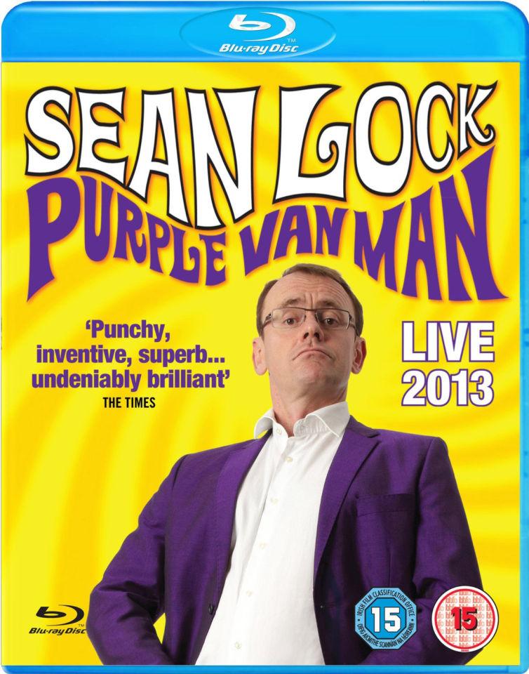 sean-lock-purple-van-man-live-2013