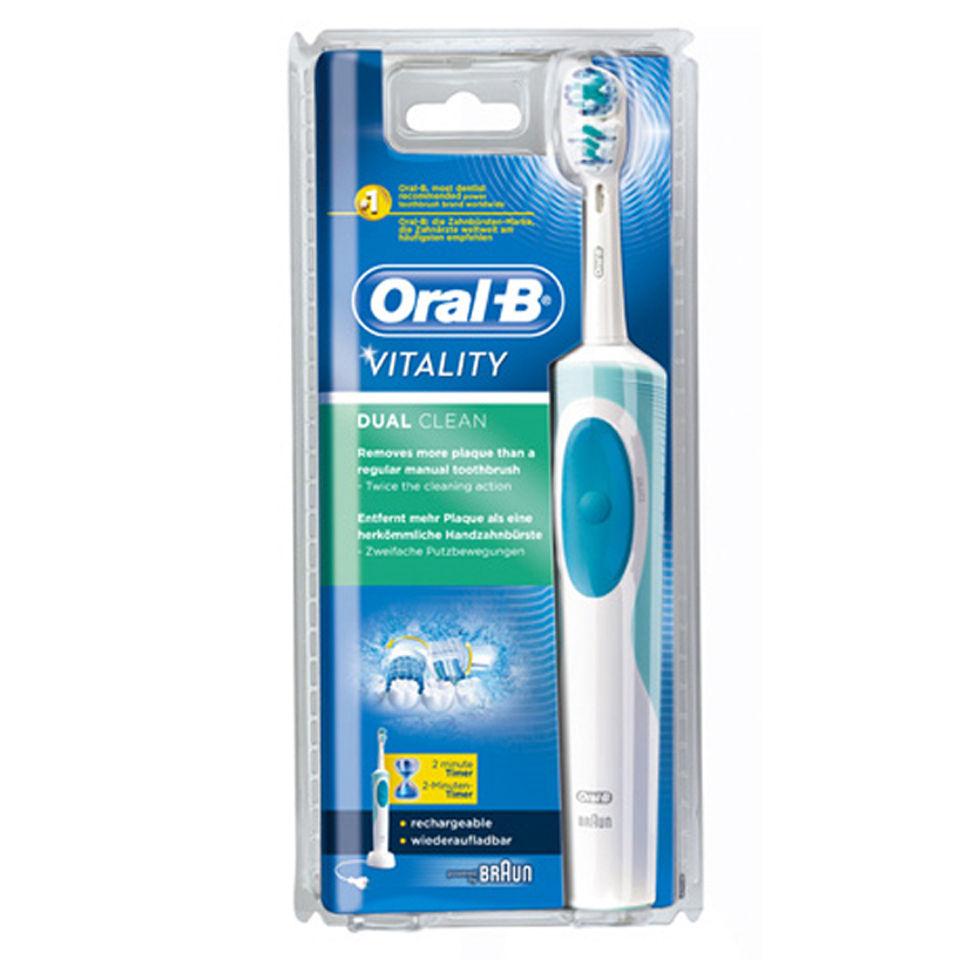 Oral b vitality precision clean 16 фотография