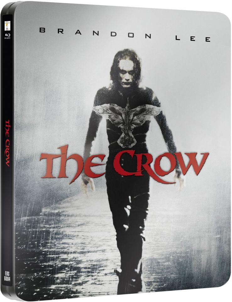 the-crow-zavvi-exclusive-edition-steelbook-ultra-print-run