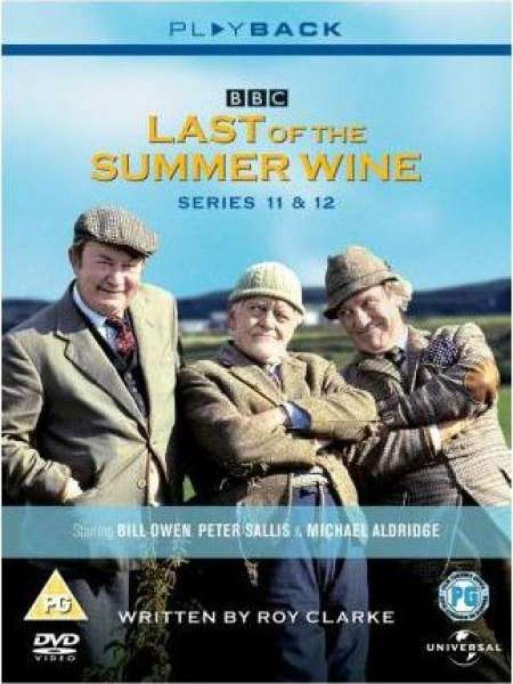Last Of The Summer Wine - Seasons 11 And 12