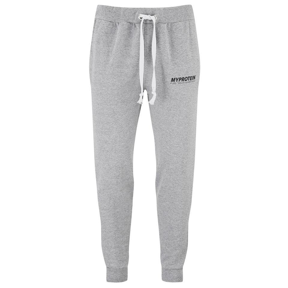 Foto Myprotein Slim Fit Sweatpants, Grey Marl, XXL