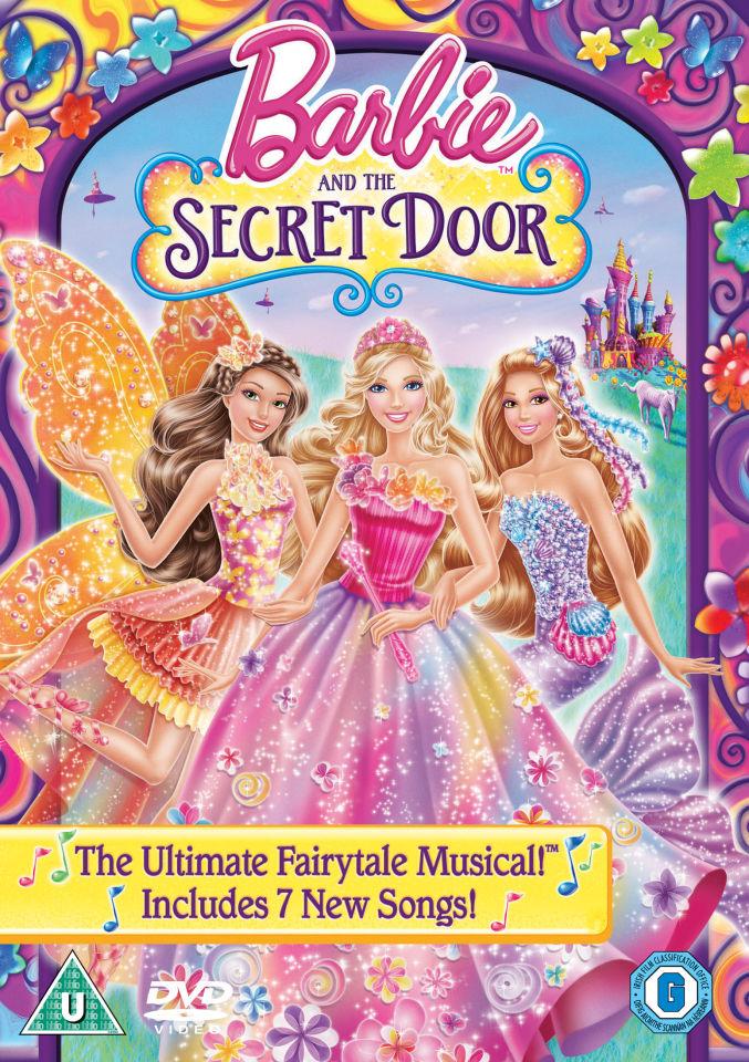 barbie-the-secret-door