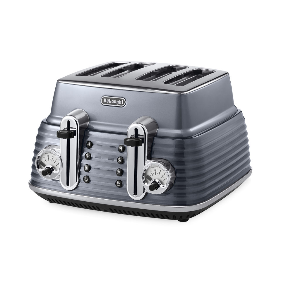delonghi-ctz4003-scultura-4-slice-toaster-gun-metal-high-gloss