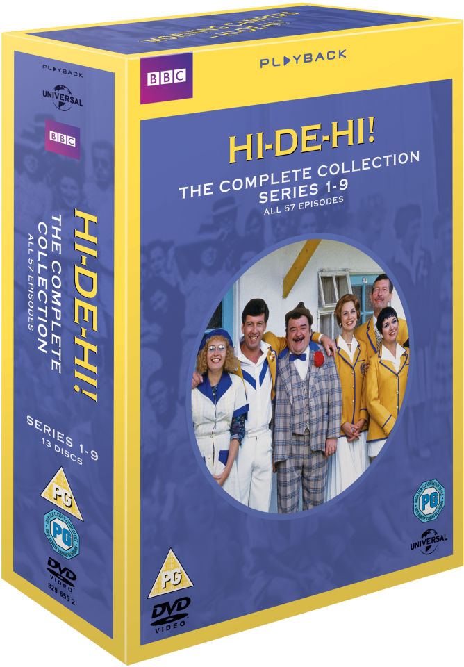 hi-de-hi-the-complete-collection