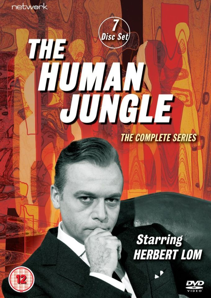 human-jungle-the-complete-series