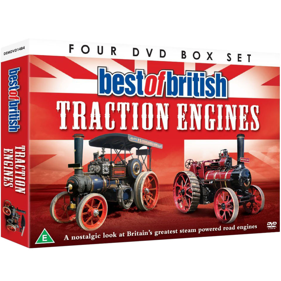 best-of-british-tractions-engines