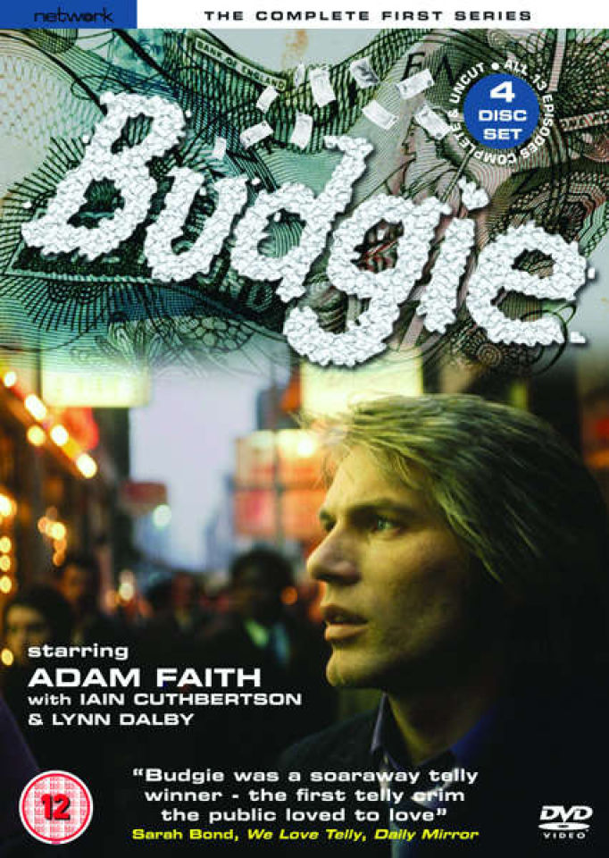budgie-the-complete-series