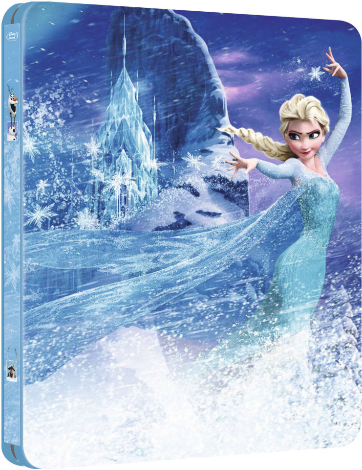 frozen-3d-zavvi-exclusive-edition-steelbook-the-disney-collection-12-includes-2d-version