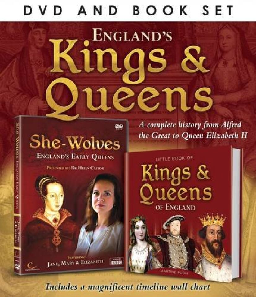 great-british-icons-kings-queens-includes-book