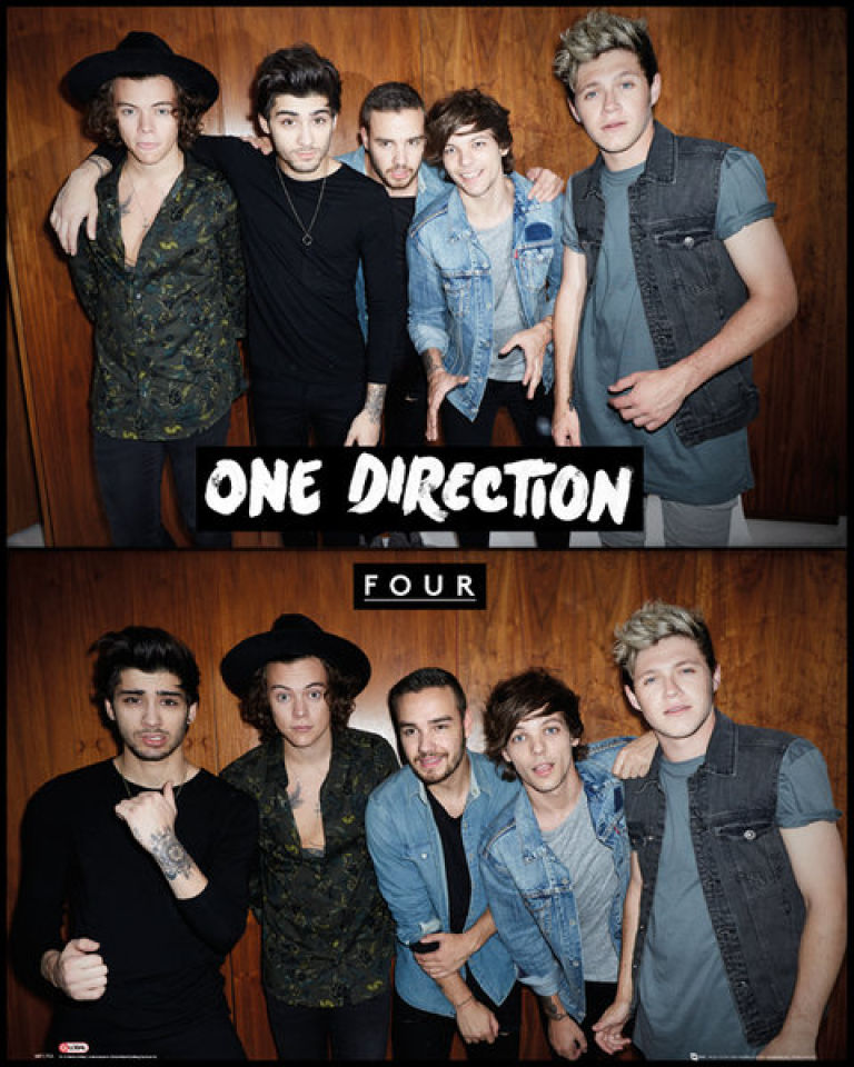 one-direction-four-mini-poster-40-x-50cm