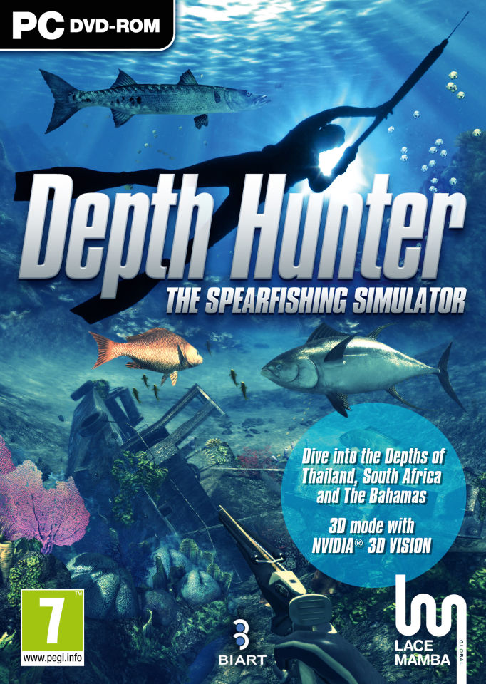 depth-hunter