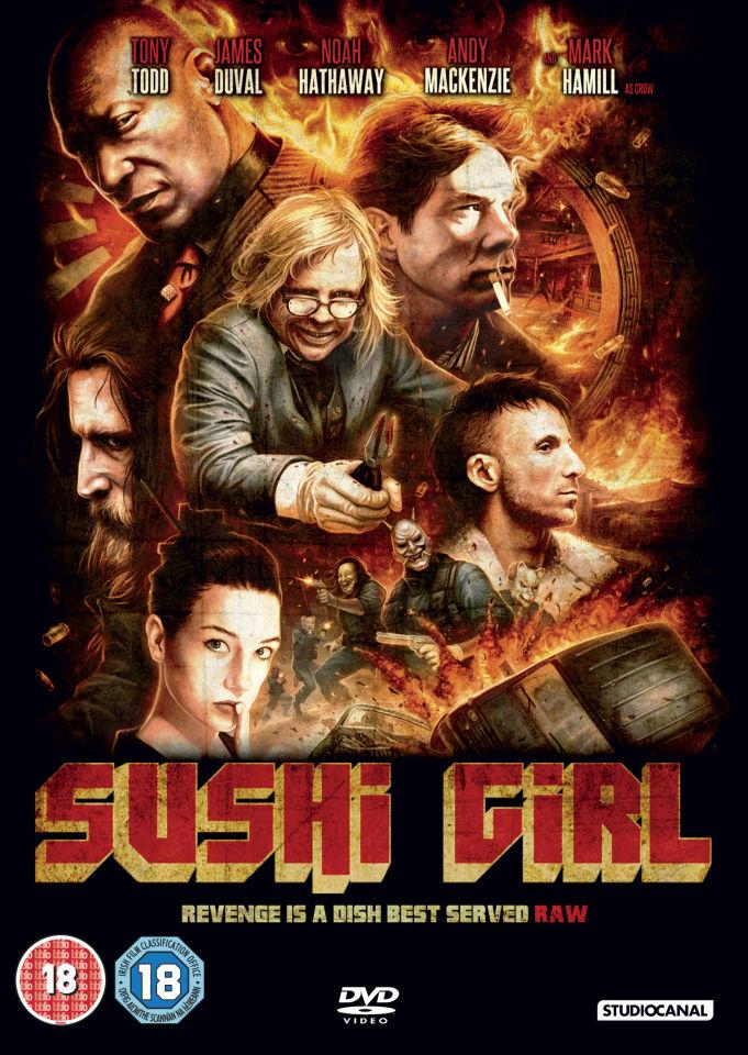 sushi-girl