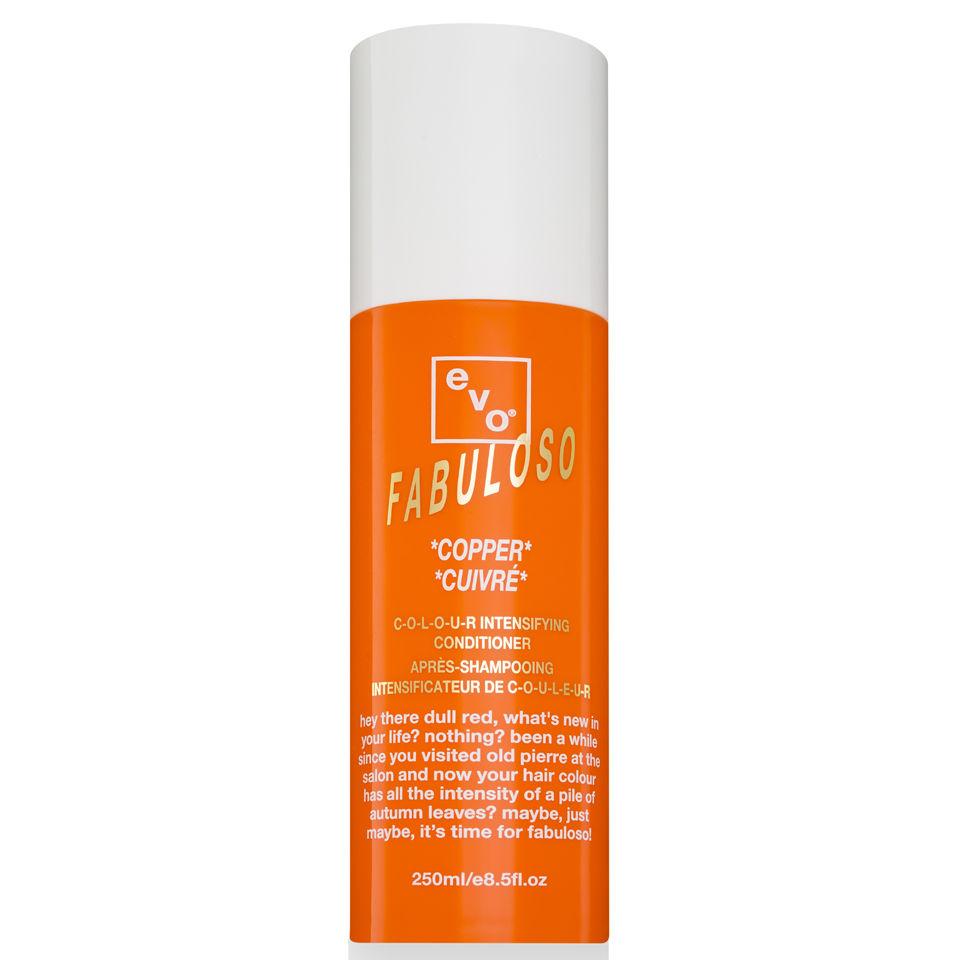 Evo Fabuloso Colour Intensifying Conditioner (Farbpflege) -Kupfer