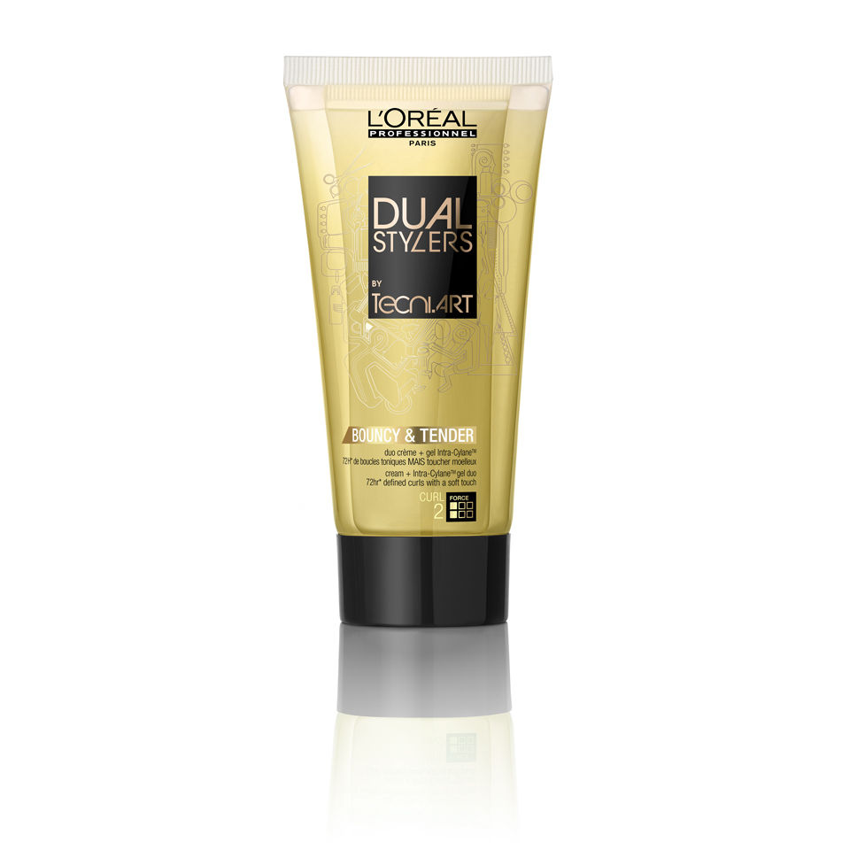 L´Oreal Professionnel Haarstyling Tecni.Art Dual Stylers Bouncy Tender 150 ml