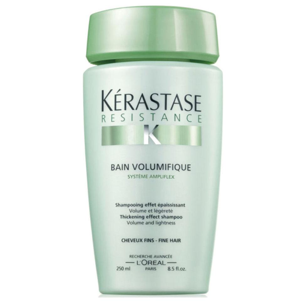 K rastase resistance volumifique bain 250ml free delivery for Kerastase bain miroir shine revealing shampoo